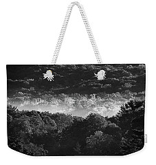 Weekender Tote Bag featuring the photograph La Vallee Des Fees by Steven Huszar