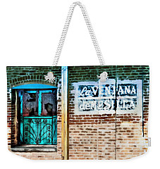 La Ventana Mesilla New Mexico Weekender Tote Bag