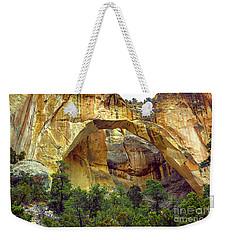 La Ventana Natural Arch Weekender Tote Bag