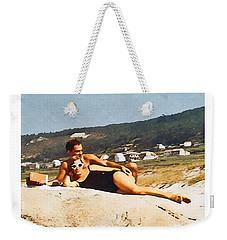 La Vida Dulce,the Sweet Life Weekender Tote Bag by Kenneth De Tore