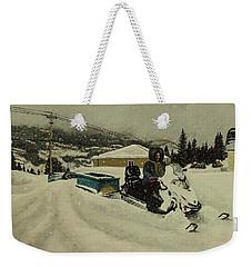 Labrador Nurse Weekender Tote Bag
