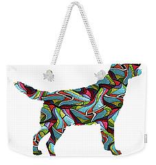 Labrador Retriever Spirit Glass Weekender Tote Bag