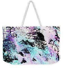 Labyrinthine Web Weekender Tote Bag by Roberto Prusso