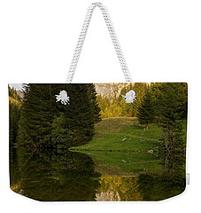Lac De Fontaine Weekender Tote Bag