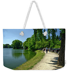 Lac De Genval Weekender Tote Bag