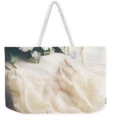 Laced Underwear Weekender Tote Bag