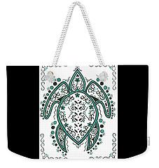 Lacey's Turtle Weekender Tote Bag