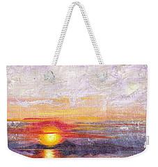 Lacy Weekender Tote Bag