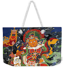 Weekender Tote Bag featuring the photograph Ladakh_17-15 by Craig Lovell