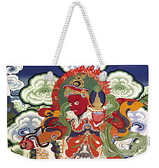 Weekender Tote Bag featuring the photograph Ladakh_17-2 by Craig Lovell