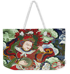 Weekender Tote Bag featuring the photograph Ladakh_17-5 by Craig Lovell