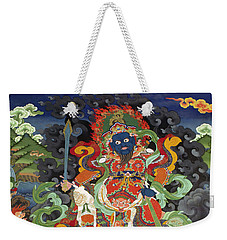 Weekender Tote Bag featuring the photograph Ladakh_17-8 by Craig Lovell