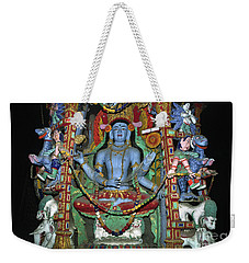 Weekender Tote Bag featuring the photograph Ladakh_27-5 by Craig Lovell
