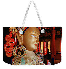 Weekender Tote Bag featuring the photograph Ladakh_41-2 by Craig Lovell