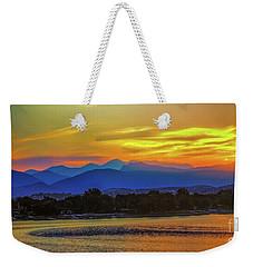 Ladies In The Sky Weekender Tote Bag