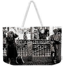 Lady Had A Camera Weekender Tote Bag