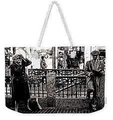 Lady Had A Camera Weekender Tote Bag