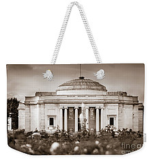 Lady Lever Art Gallery Weekender Tote Bag