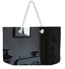 Lady Liberty In The Mirror Weekender Tote Bag