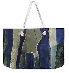 Lady Long Arms Weekender Tote Bag