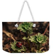 Lady Luck - Georgia Weekender Tote Bag