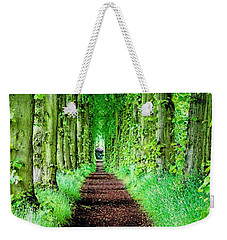 Lady Lucy's Walk Weekender Tote Bag