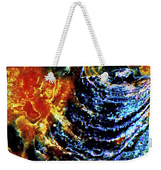 Lady Of The Shell Weekender Tote Bag