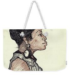 Lady Pride Weekender Tote Bag