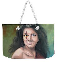 Lady Starr Weekender Tote Bag
