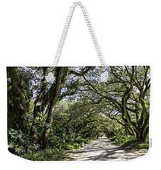 Ladybug Lane Weekender Tote Bag by Fran Gallogly