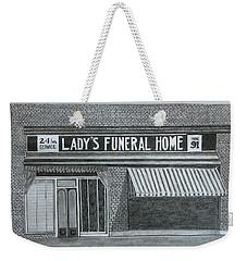 Lady's 1934 Weekender Tote Bag