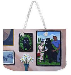 Lady's Family Gallery Weekender Tote Bag