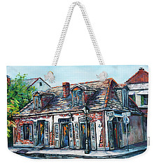 Lafitte's Blacksmith Shop Weekender Tote Bag