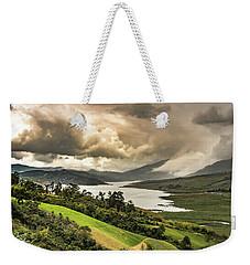 Lago Calima Weekender Tote Bag