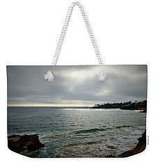 Weekender Tote Bag featuring the photograph Laguna Beach Sunset by Glenn McCarthy Art and Photography