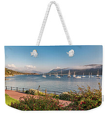 Gulf Of  Ullapool  - Photo Weekender Tote Bag