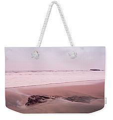 Weekender Tote Bag featuring the photograph Laguna Shores Memories by Heidi Hermes