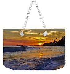 Laguna's Last Light Weekender Tote Bag