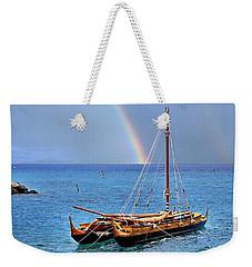 Lahaina Harbor Weekender Tote Bag