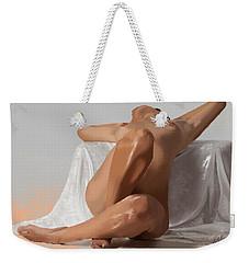 Laid Back Weekender Tote Bag