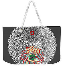 Lair Of Spider Without Background Weekender Tote Bag