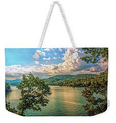 Lake Burton Weekender Tote Bag