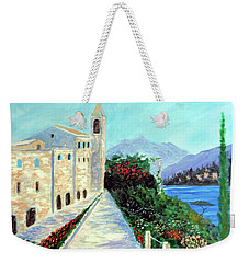 Lake Como Colors  Weekender Tote Bag
