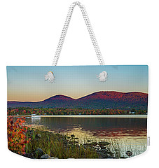 Lake Cruise Weekender Tote Bag