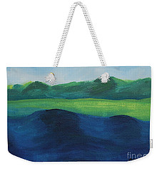 Lake Day Weekender Tote Bag