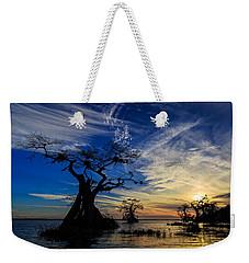 Lake Disston Sunset Weekender Tote Bag