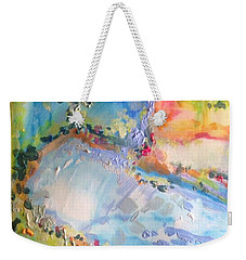 Lake  Dukan  Weekender Tote Bag