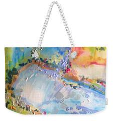 Lake  Dukan  Weekender Tote Bag