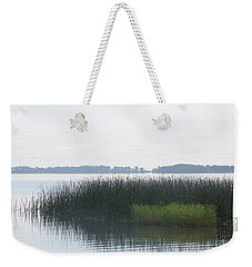 Lake Grasses Weekender Tote Bag