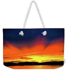 Lake Havasu Sunset Weekender Tote Bag